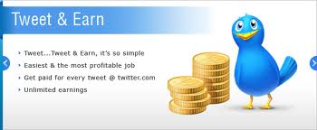 earn money tweeting