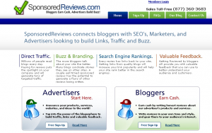Earn Money Online from Sponsored Reviews