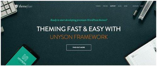 unyson-framework